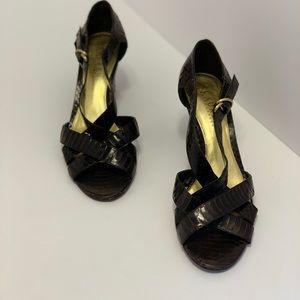 Ralph Lauren — Dark Brown Sandals (7)